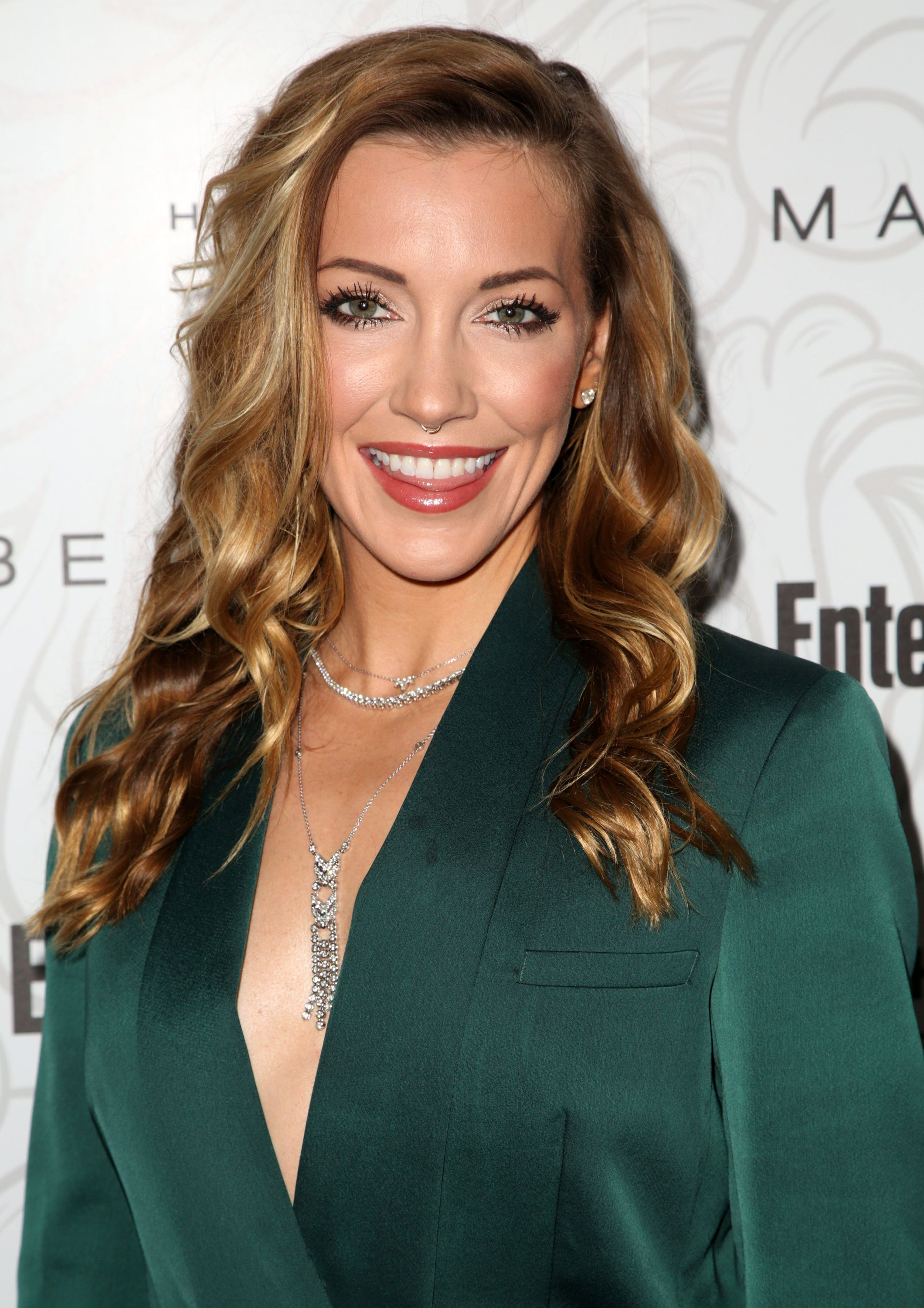 katie cassidy is engaged to matthew rodgers